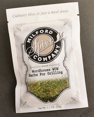 MSC Wordhouse Wow Herbs for Grilling Pack